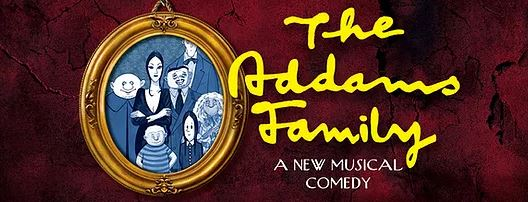 lake of the woods presents the addams family