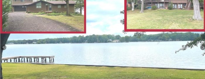 129 green spring rd, waterfront, lake of the woods virginia