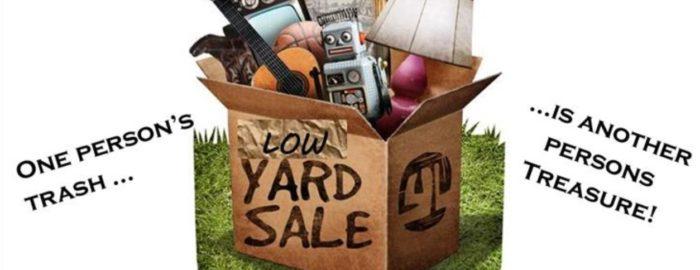 lake of the woods community yard sale 2021